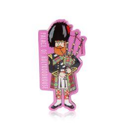 Holyrood Palace Piper Magnet