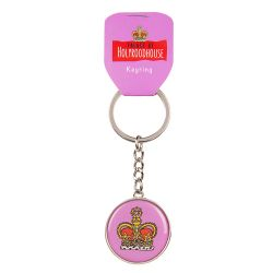 Holyrood Palace Crown Keyring