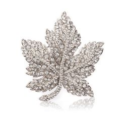 Buckingham Palace Canadian Maple-Leaf Brooch
