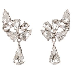 Buckingham Palace Deco Drop Earrings