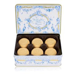 Buckingham Palace Royal Birdsong Biscuit TIn