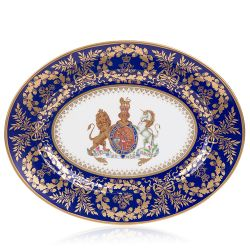 Limited Edition George III Oval Platter