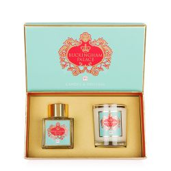 Buckingham Palace N°1 Candle and Diffuser Set