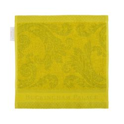 Buckingham Palace Green Face Cloth