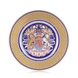 Limited Edition Longest Reigning Monarch Dessert Plate