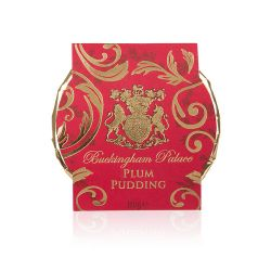 Buckingham Palace Christmas Plum Pudding