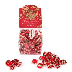 Buckingham Palace Traditional Handmade Striped Sweets
