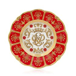 Limited Edition 70th Wedding Anniversary Plate