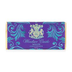 Windsor Castle White Chocolate Bar