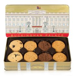 Buckingham Palace Luxury Façade Biscuit Tin