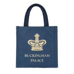 Buckingham Palace Navy Mini Juco Bag