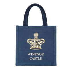 Windsor Castle Navy Mini Juco Bag
