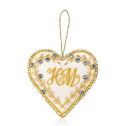 Royal Wedding Official Commemorative Heart Decoration