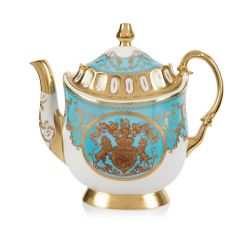 Limited Edition Turquoise Coffee Pot