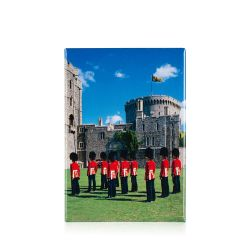 Windsor Castle Guards Magnet