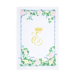 Princess Eugenie and Mr Jack Brooksbank Royal Wedding Tea Towel