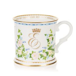 Princess Eugenie and Mr Jack Brooksbank Royal Wedding Tankard