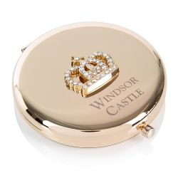 Windsor Castle Compact Mirror
