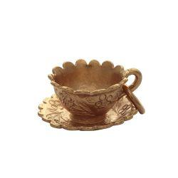 Teacup and Saucer Charm