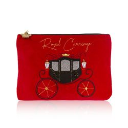 Buckingham Palace Carriage Pouch