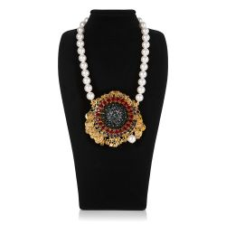Vicki Sarge Poppy Burst Necklace