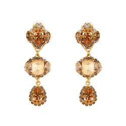 Vicki Sarge Champagne Drop Earrings