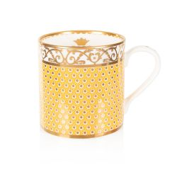 Sevres Yellow Coffee Mug