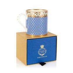 Sevres Blue Coffee Mug