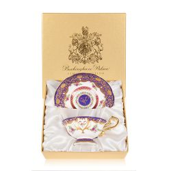 Queen Victoria Limited Edition Teacup and Saucer