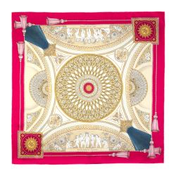 Buckingham Palace Music Room Silk Scarf