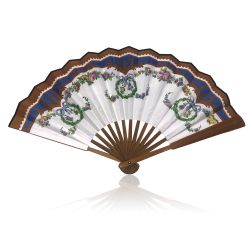 Great Exhibition Folding Hand Fan