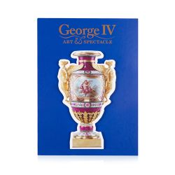 George IV Sèvres Red Vase Notepad