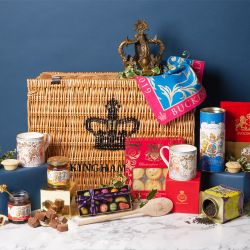 Buckingham Palace Large Christmas Hamper