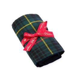 Buckingham Palace Tartan Pet Treat Wrap