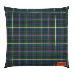 Buckingham Palace Tartan Pet Cushion