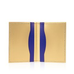 Buckingham Palace Crown Blue Card Wallet