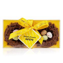 Buckingham Palace Chocolate Easter Nests