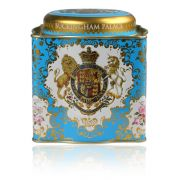 Buckingham Palace Coat of Arms Tea Caddy