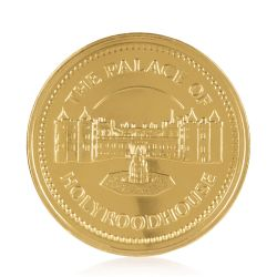 Palace of Holyroodhouse Chocolate Coin