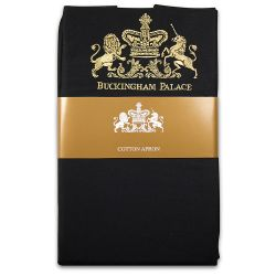 Buckingham Palace Black Apron
