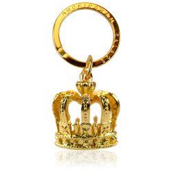 Buckingham Palace Gold Crown Keyring
