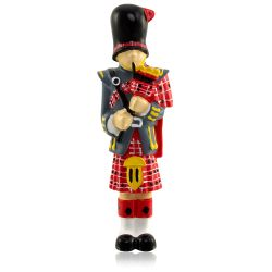 Buckingham Palace Large Piper Magnet