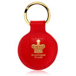Buckingham Palace Round Key Fob