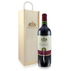 Buckingham Palace Red Wine Boxed
