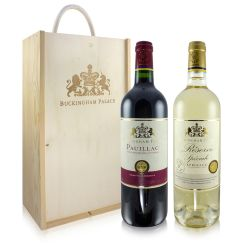 Buckingham Palace Wine Gift Set