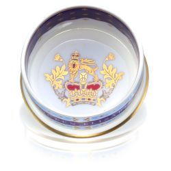 Buckingham Palace Longest Reigning Monarch Commemorative Pillbox