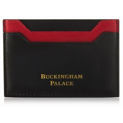 Buckingham Palace Leather Card Holder