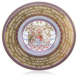 Limited Edition Kings and Queens Charger Plate