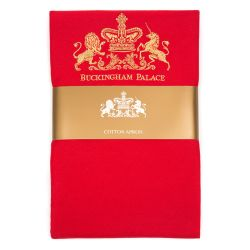 Buckingham Palace Red Apron