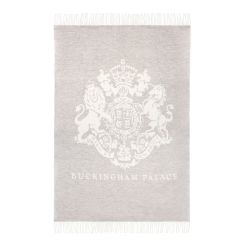 Buckingham Palace Luxury Wool Blanket